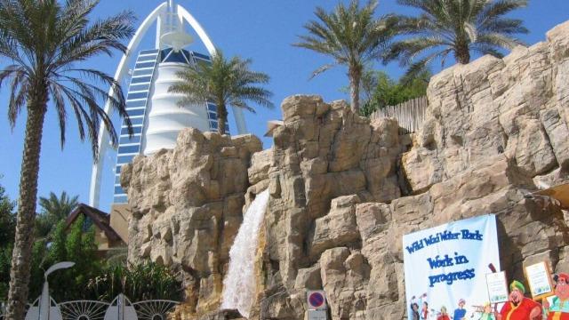 Wild Wadi Water Park Tour
